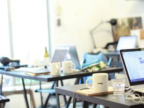 Work is Space & Café