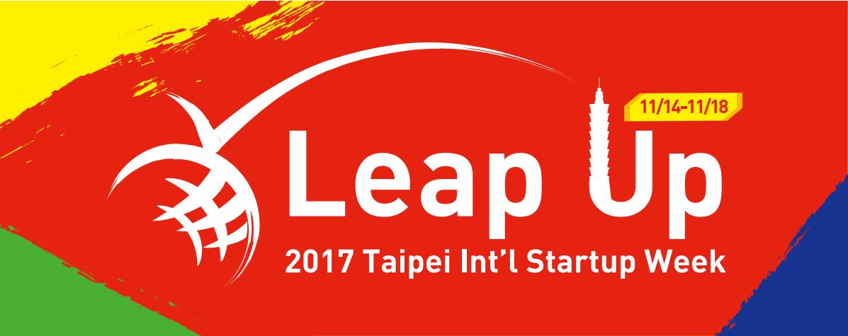 2017 Taipei Int'l Startup Week 11/14-11/18Image