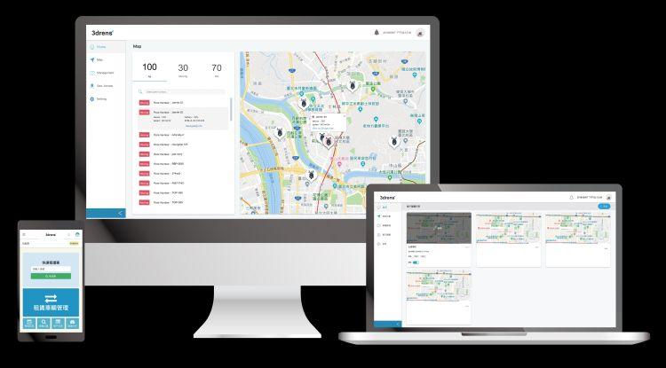 三維人 / 從交通行為描繪消費者輪廓 最後一哩路成數據寶山圖片