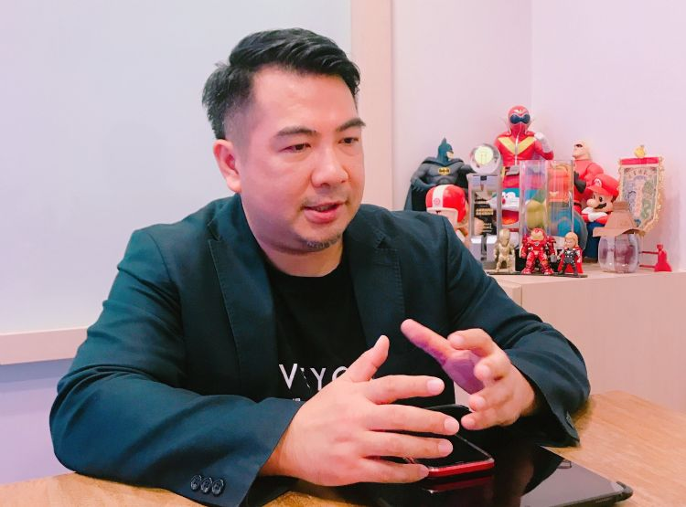 必揚實境 / 執行長王勇智專訪 遊戲業培育台灣VR人才 未來硬體應走「減法」路線圖片