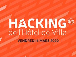 巴黎新創媒合會 Hacking de l'Hôtel de Ville | #HackingParis | 6 mars 2020圖片