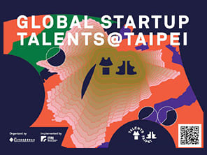 Applications are now open for 4th edition of Talents Taipei 2020 program Image
