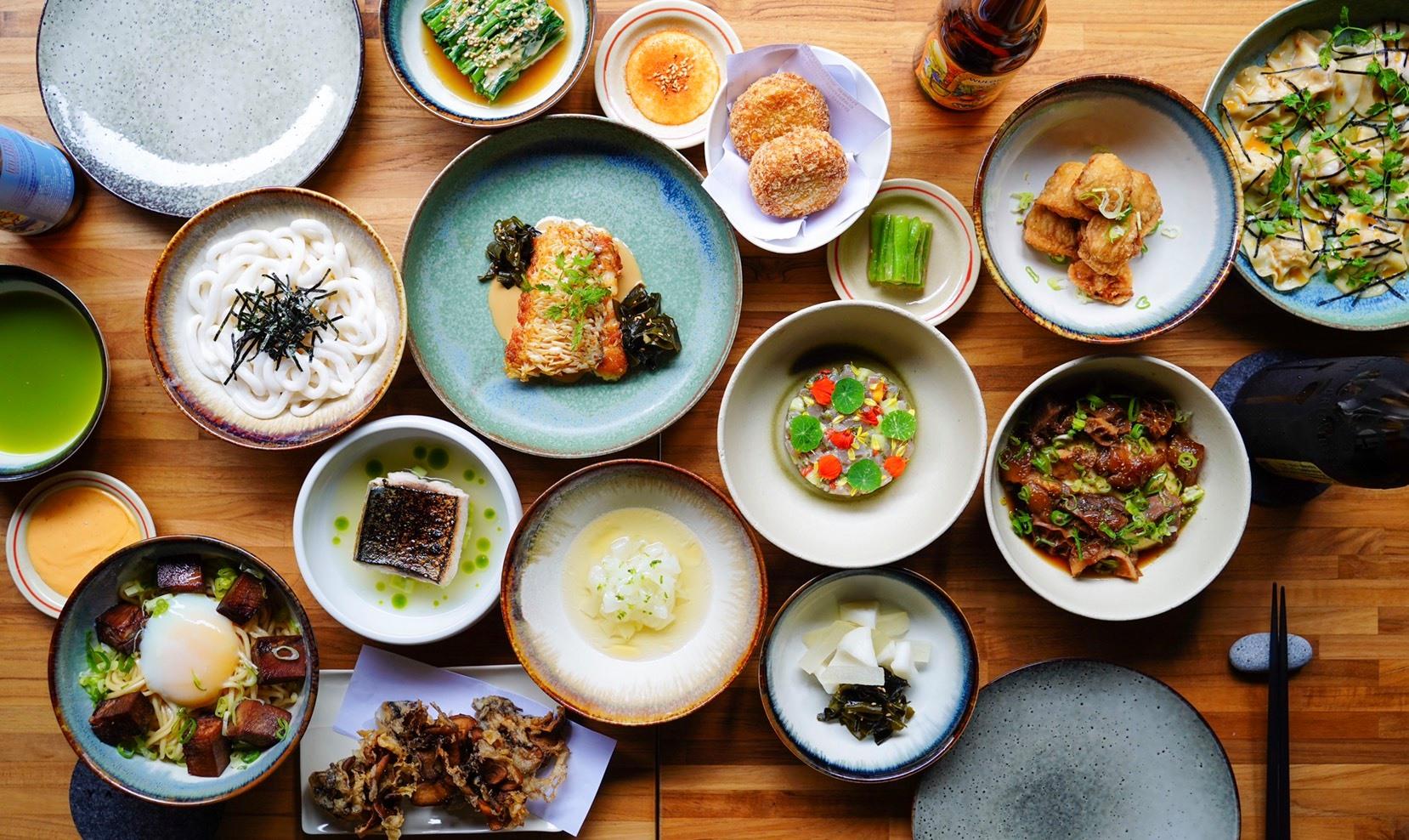 有愉餐飲有限公司 / 米其林團隊聯手打造的創意日式居酒屋圖片