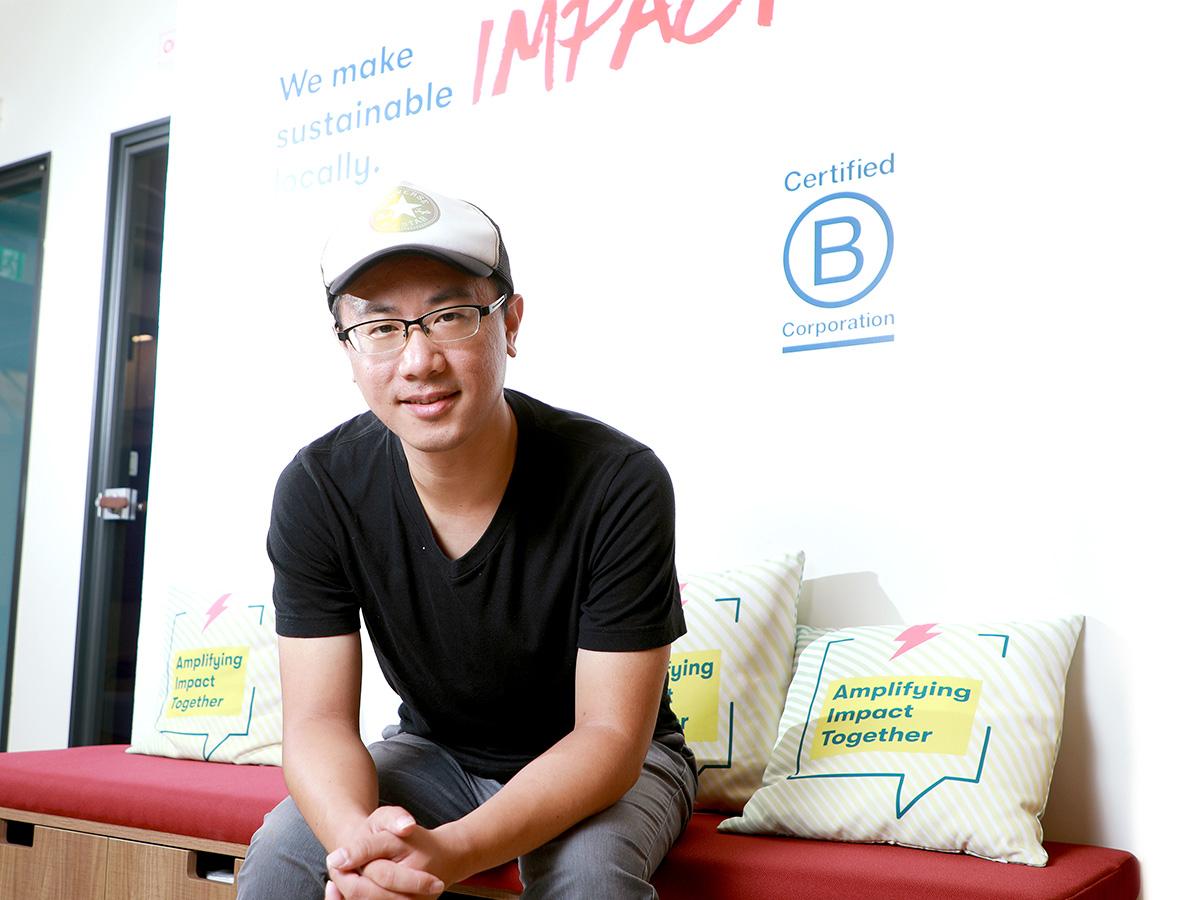 建立專業線上捐贈平台 iGoods讓物資「愛」循環圖片