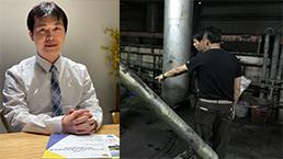 環誠顧問有限公司 / 輔導未登記工廠  做經濟發展和環境保護的天平圖片
