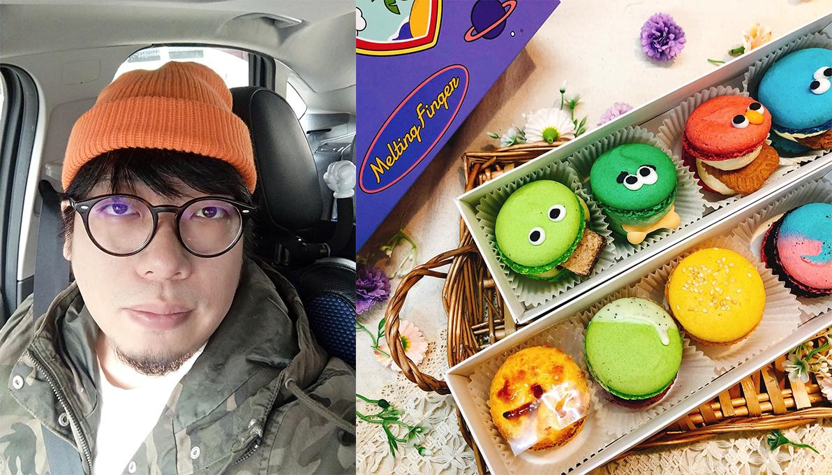 舔舔手有限公司 / 韓式馬卡龍  口味獨特、造型可愛的夢幻甜點圖片